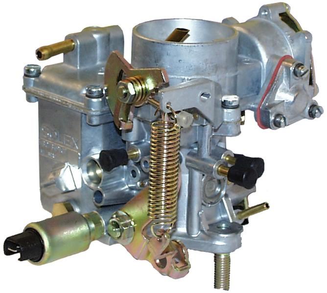 MM303605 - Carburetor, complete, 30/31 pict