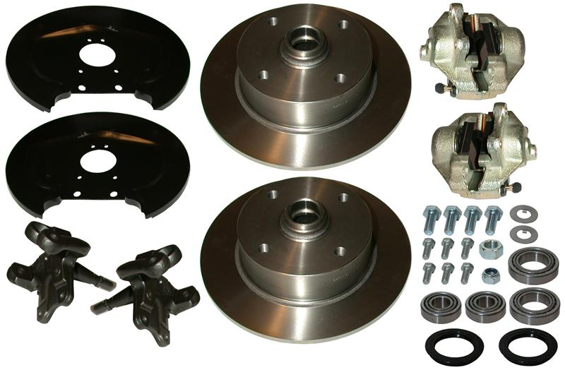 MM301342 - Front disc brake conversion kit.