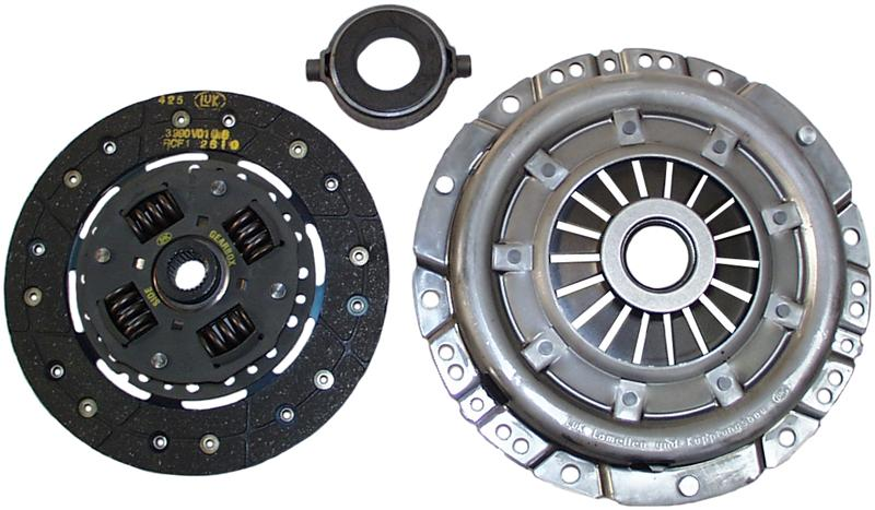 MM303697 - Clutch kit, 200 mm, new
