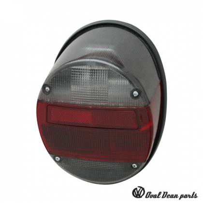"MM304255 - Rear lamp, smoked glass ""Fumé"", without E-mark"