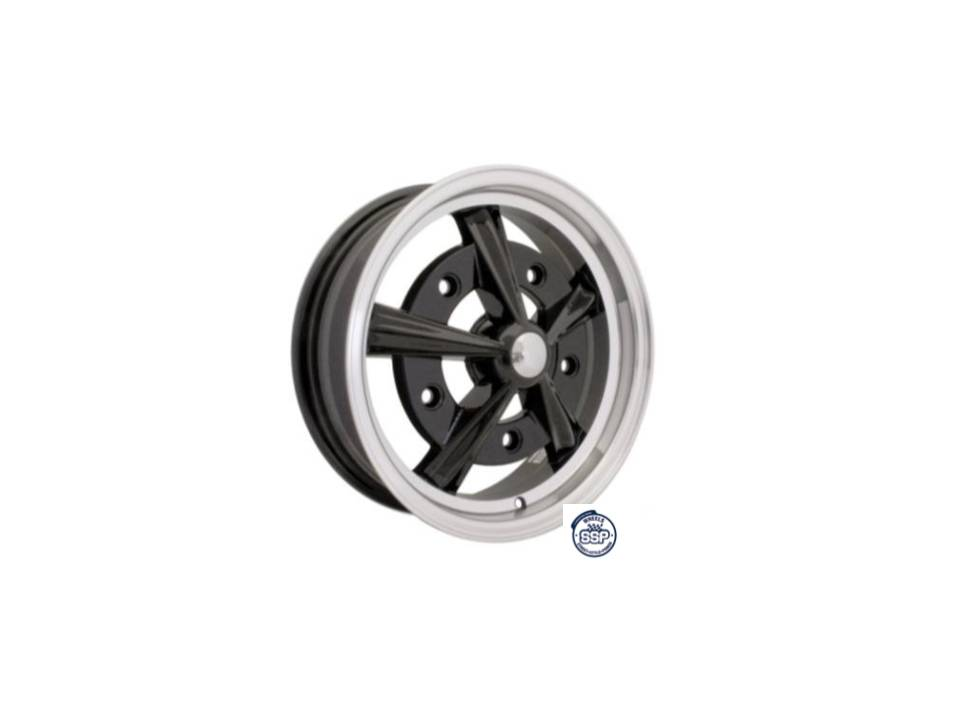 MM304956 - RADAR September 4 wheels, black diamond, 15x5, ET